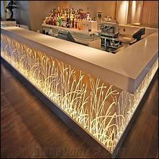 corian acrylic solid surface modern corian acrylic solid surface cafe bar counter from