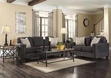 alenya charcoal sofa loveseat furniture dudes