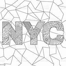 malvorlagen new york