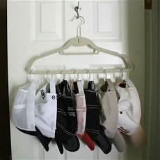 Hat Hanger Ideas Diy Hat Organizer Diy Storage Ideas 10 Quot Zero Dollar