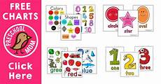 Shape Chart For Toddlers Free Printable Classroom Charts