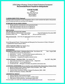 How To Write A Student Resume Current College Student Resume Is Designed For Fresh