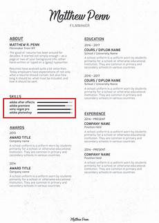 How To Word Skills On Resume How To Make Your Resume Better With Keywords Amp Phrases