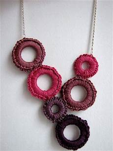 60 free vintage crochet jewelry ideas diy to make