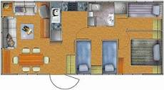 40m2 house plan with 3 bedrooms free house plans house