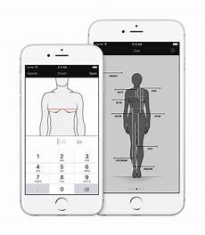 Body Measurement Chart App How To Measure Yourself For A Dress Body Measurement