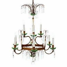 Antique Lighting Shops London 19th Century Russian Gilt Bronze And Crystal Chandelier