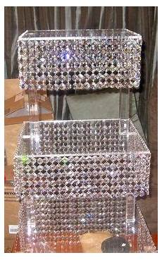 crystal cake stand diy cakes cupcakes cake pop stands