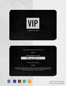 Membership Card Template Publisher Free Membership Card Template Word Doc Psd