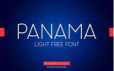 Stheititc Light Font Panama Light Free Font On Behance