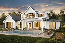 Home Design Story Coins Pendleton House Plan Modern 2 Story Farmhouse Plans With