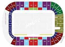 Allianz Field Seating Chart Minnesota United Fc Tickets Packages Amp Allianz Field Hotels