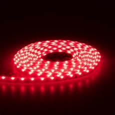 Red Tape Over Light Side Emitting Narrow Flexible Led Tape Light 16