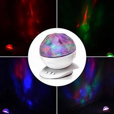 Projection Night Light For Adults Night Lights Aurora Projection Color Changing Sleep