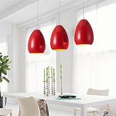 Red Pendant Lighting Kitchen Modern Pendant Light Dining Room Kitchen Restaurant E27
