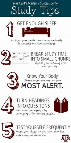 College Study Tips For Freshmen Studying For Your Final Exams Take A Look At These Study
