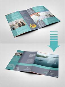 4 Pages Brochure A5 Half Fold Brochure 4 Pages Brochure Templates On