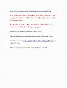Late Payment Invoice Template 10 Past Due Letter Template Sampletemplatess