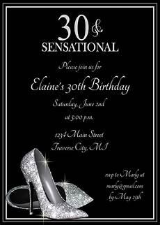Free Digital Birthday Invitations Silver Glitter Shoes Birthday Party Invitations