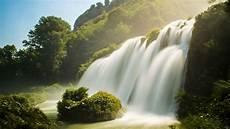 Nature Summer 4k Wallpaper by Wallpaper Waterfall Summer Hd 4k Nature 9230