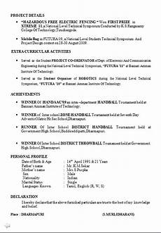 Electronics Engineer Resume Samples Electronics Engineer Resume Sample