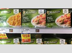 Michelina's Frozen Entrees Only $0.80 at Kroger!Living