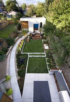 Small Patio Design 16 Inspirational Backyard Landscape Designs As Seen From Above