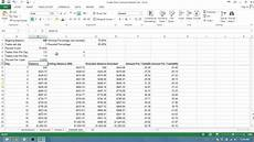 Daily Interest Calculator Spreadsheet Binary Options How To Use Trades Won Loss And Compounding