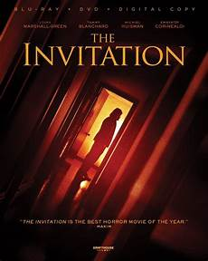 The Invitation Movie Online The Invitation Arrives On Dvd Blu Ray Frightday
