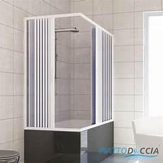 cabina doccia a soffietto box doccia cabina angolare sopra vasca a soffietto in pvc