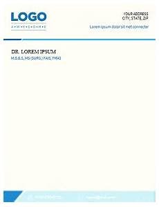 Doctor Letterhead Examples 20 Free Doctor Letterhead Templates Amp Format Pdf Word