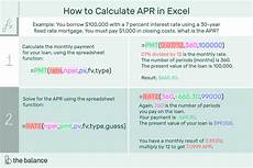 Annual Interest Rate How To Calculate Annual Percentage Rate Apr