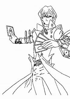 free printable yugioh coloring pages for