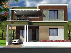 5 Bedroom Duplex Design Structure Of 5 Bedroom Duplex House Modern House