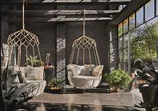 gravity outdoor swing sofa contemporary luxury furniture