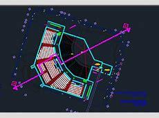 Auditorium for events 2D DWG Design Block for AutoCAD ? Designs CAD