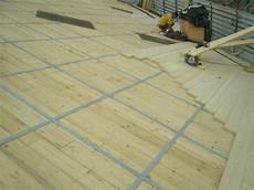 tavolato legno doppio tavolato in legno armato con profili di acciaio