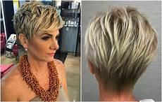 kurzhaarfrisuren damen ab 50 frisuren und haarfarbe ab 50 kurzhaarschnitt blond