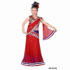 Children Saree Design Kids Sarees Designer Kids Sarees Manufacturer From Delhi