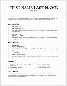 Microsoft Online Resume Modern Resume Template Word Beautiful 11 Free Resume