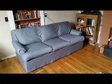 How To Make A Cover Sheet For A Paper Diy Easy Cheap No Sew Couch Reupholster Cover With Bed