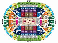 Cavs Seating Chart 3d Cleveland Cavaliers Tickets Theticketbucket Com