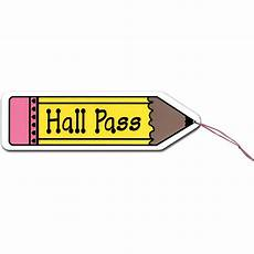 Hall Passes Large Hall Pass Pencil Has115l Heart Amp Sew Teacher Aids