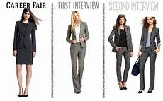 Second Interview Attire Girl Engineered Acing Getting A Job Clothing Edition