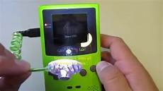 Gameboy Advance Light Modify Gameboy Advance Worm Light To Work With Older