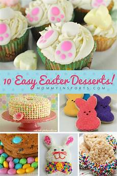 10 easy easter desserts in sports new site