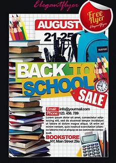 Back To School Flyer Templates 16 Free Back To School Flyer Psd Templates Designyep