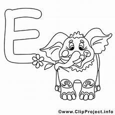 Abc Malvorlagen Elephant Abc Buchstaben Zum Ausmalen