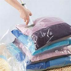 air seal bags for clothes 2pcs vacuum seal storage compression bag handheld air
