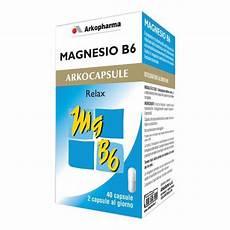 magnesio supremo mattina o sera 16622 magnesio b6 40 capsule ebay